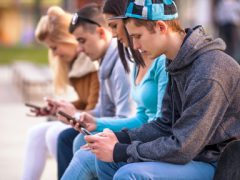Adolescentes y Smartphone